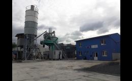 Výroba betonu Kolín