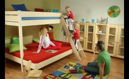 Dětské postele a matrace Liberec