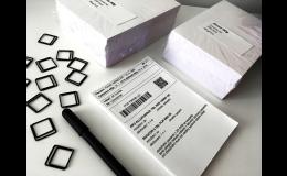 Papír A6 pro nové digitální eRecept, který ušetří spoustu práce i papíru - bez stříhání a s komfortem