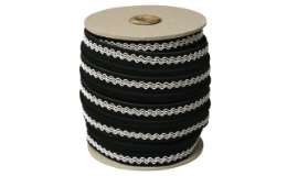Pruženky pletené s latexem