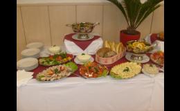 Profesionální cateringové služby - špičkový catering pro Vaši akci za skvělou cenu