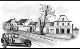 Hotel Antoň v Telči