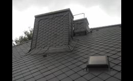 Opravy šikmých střech Liberec