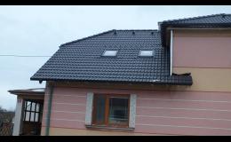 Střecha krov