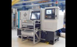 Špičkové CNC stroje - vývoj a výroba