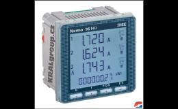 Analyzátory pro měření elektrických sítí