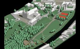 Urbanismus města, vesnice, zpracování projektů, Vysočina