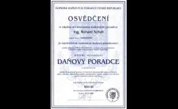 Certifikovaný daňový účetní servis Praha