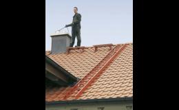 Profesionální střešní žebříky na střešní krytinu Brno