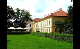Svatba na zámku, Zámecký hotel Lednice