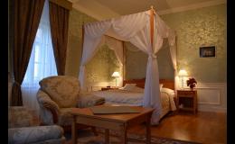 Luxusní novomanželský apartmán