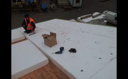 izolace střech Uherský Brod