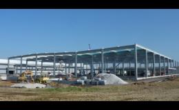 Navrhování, statika, dodávka a montáž železobetonových konstrukcí