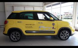 Prodej automobilů Fiat Frýdek-Místek, Nový Jičín