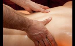 Manuální terapie - chiropraxe Praha