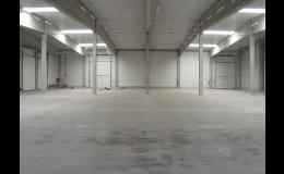 Kvalitní lité podlahy