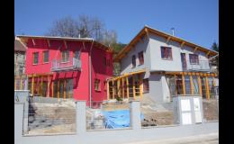 Rodinné domy podle návrhů žádaných architektů