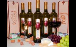 Prodej a výroba kvalitní moravské víno, přívlastkové vína