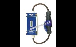 Zařízení pro maríny a kempy - jednofázový elektroměr