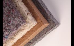 Isolierung von Wänden und Decken aus Naturprodukten – Hanffasern die Tschechische Republik