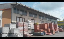 Stavební materiál - Rajniš stavebniny