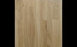 spárovka dub napojovaná - výroba