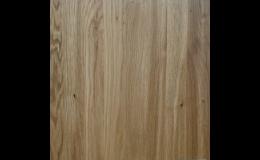 spárovka dub průběžná - výroba