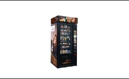 Potravinové automaty, svačinkové automaty