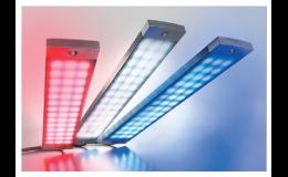 průmyslové LED osvětlení Weidmüller - nová řada WIL