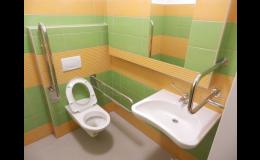 Vodoinstalace, rekonstrukce koupelen