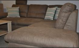 Výprodej sedacích souprav a bytového nábytku