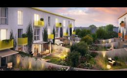 Nízkoenergetické domy Jesenice