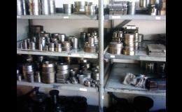 Technická pryž, výroba pryžových výrobků Prostějov