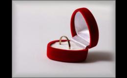 Zásnubní prsten v pouzdře