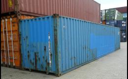 Prodej vyřazených námořních kontejnerů