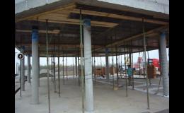 Monolitický beton