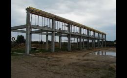 Stavby z monolitického betonu od odborníků