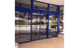 TRIDO automatické dveře a turnikety - prodej Kladno