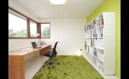 Interiérová řešení rodinných domů, bytů Praha