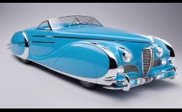 Luxusní modely autíček