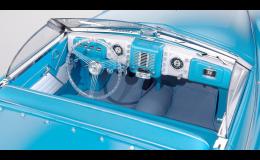 Kvalitní zpracování modelů aut všech světových značek