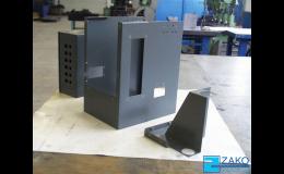Blechabdeckungen - Herstellung von Schutzabdeckungen für Maschinenbau Tschechische Republik