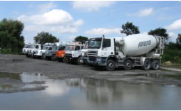rozvoz betonových směsí