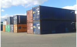 Last Way kontejnery pro kontinentální a námořní přepravu