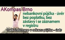 Rychlá nebankovní půjčka Brno