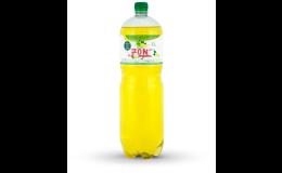 Výroba tradiční limonády ZON v praktickém PET balení