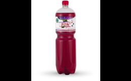 Výroba limonády ZON v praktickém PET balení 2 litry