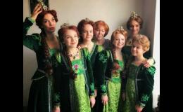 Muzikál Shrek - masky a líčení - divadelní maskér Petr Fadrhons