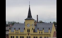 Nové střechy i opravy - klempířské práce