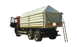 Tipping truck bed – agricultural reconstructions and truck bodies the Czech Republic